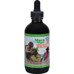 HGR0425298 - Maca Magic - Express Extract - 4 fl oz