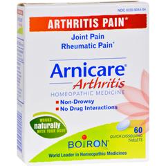 HGR0427609 - BoironArnicare Arthritis - 60 Tablets