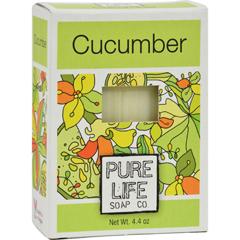 HGR0427765 - Pure LifeSoap Cucumber - 4.4 oz