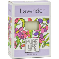 HGR0427807 - Pure LifeSoap - Lavender - 4.4 oz