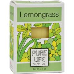 HGR0427849 - Pure LifeSoap Lemongrass and Mint - 4.4 oz