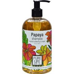 HGR0428003 - Pure LifeShampoo Papaya - 14.9 fl oz