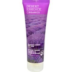 HGR0428227 - Desert EssenceBody Wash Bulgarian Lavender - 8 fl oz