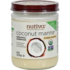 HGR0429092 - NutivaCoconut Manna - 15 oz