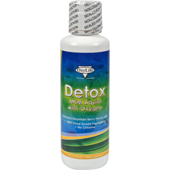 HGR0429258 - Oxylife ProductsOxylife Detox MSM Liquid with Oxygen - 16 fl oz