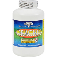 HGR0429316 - Oxylife Products - Orachel Cardiovascular Support System - 180 Caps