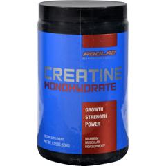 HGR0430918 - ProLab NutritionCreatine Monohydrate - 1.32 lbs (600 g)