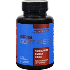 HGR0431155 - ProLab NutritionProLab Horny Goat Weed - 60 Capsules