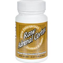 HGR0438994 - Ultra GlandularsRaw Adrenal Cortex - 60 Tablets