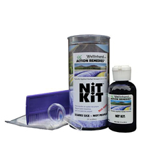 HGR0440297 - Wellinhand Action RemediesNon-Toxic Lice Kit - 3 Piece Kit