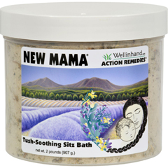 HGR0440396 - Wellinhand Action RemediesNew Mama Tush Soothing Bath - 2 Lb.