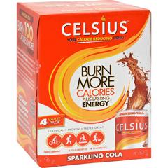 HGR0441006 - CelsiusCalorie Burning Drink - Sparkling Cola - 4/12 oz