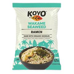 HGR0442533 - Koyo - Ramen - Seaweed - Case of 12 - 2 oz..