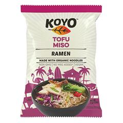 HGR0442558 - Koyo - Ramen - Tofu Miso - Case of 12 - 2 oz..