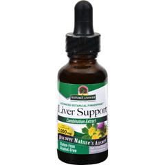 HGR0443689 - Nature's AnswerLiver Support Alcohol Free - 1 fl oz