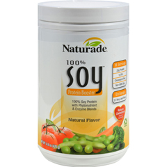 HGR0443960 - NaturadeSoy Protein Booster Natural - 14.8 oz