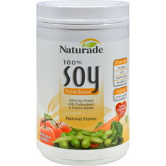 HGR0444042 - NaturadeSoy Protein Booster Natural - 29.6 oz