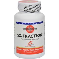 HGR0445254 - Mushroom WisdomMaitake SX Fraction - 90 Tablets