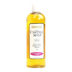 HGR0445981 - Shadow LakeSoap - Castile - Liquid - Peppermint Leaf - 16 oz - Case of 6