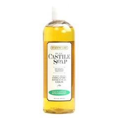 HGR0445999 - Shadow LakeSoap - Castile - Liquid - Eucalyptus Spearmint - 16 oz - Case of 6