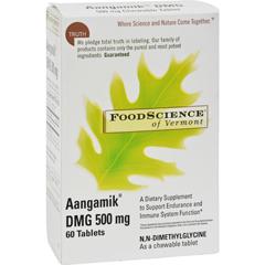 HGR0447235 - Food Science of VermontAangamik DMG - 500 mg - 60 Tablets