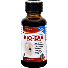 HGR0456319 - Nature's AnswerAlive and Alert Bio-Ear - 1 fl oz