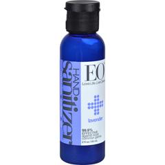 HGR0461954 - EO ProductsHand Sanitizer - Organic Lavender - 2 fl oz - Case of 6