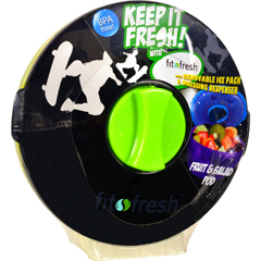 HGR0465773 - Fit and FreshKids Fruit and Salad Bowl - 1 Bowl