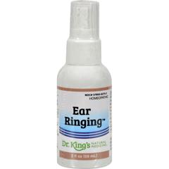 HGR0467662 - King Bio HomeopathicNatural Medicine Ear Ringing - 2 fl oz