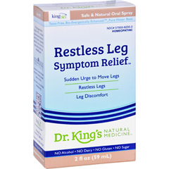 HGR0467670 - King Bio HomeopathicRestless Leg Syndrome - 2 fl oz