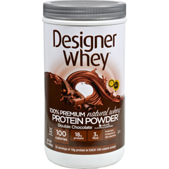 HGR0467704 - Designer WheyProtein Powder Double Chocolate - 2.1 lbs