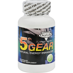 HGR0468785 - Oxylife ProductsOxylife 5th Gear - 30 Capsules