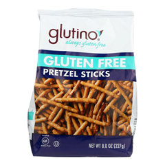 HGR0469924 - Glutino - Pretzels Sticks - Case of 12 - 8 oz..