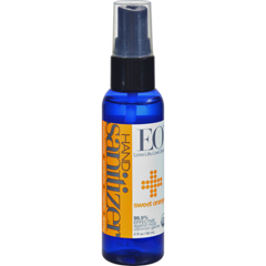 HGR0472142 - EO ProductsHand Sanitizer Spray - Orange - Case of 6 - 2 oz