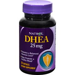 HGR0473165 - NatrolDHEA - 25 mg - 30 Capsules
