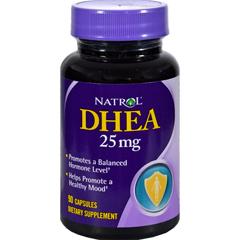 HGR0473181 - NatrolDHEA - 25 mg - 90 Capsules