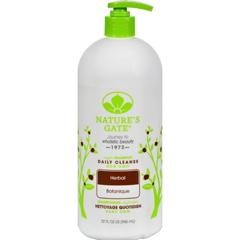 HGR0477125 - Nature's GateHerbal Daily Cleansing Shampoo - 32 fl oz