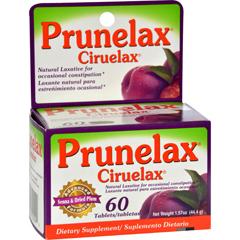 HGR0479311 - PrunelaxCiruelax - 60 Tablets