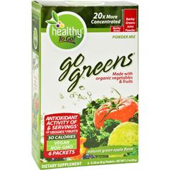 HGR0486993 - To Go BrandsGo Greens - 6/1.69oz