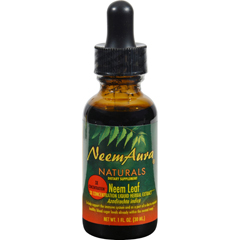 HGR0496471 - Neem Aura NaturalsNeem Aura Certified Organic Triple Strength Neem Leaf Extract 1 to 5 - 1 fl oz