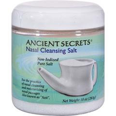 HGR0499848 - Ancient SecretsNasal Cleansing Salt - 10 oz