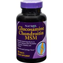 HGR0501247 - NatrolGlucosamine Chondroitin and MSM - 150 Tablets
