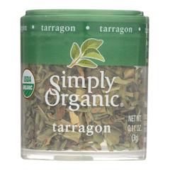 HGR0507301 - Simply Organic - - Mini Organic Tarragon Leaf - Case of 6 - .11 oz.