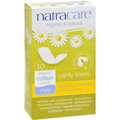 HGR0507764 - NatracareNatural Breathable Panty Liners - 30 Pack