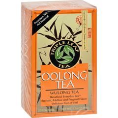 HGR0509992 - Triple Leaf TeaOolong - Case of 6 - 20 Bags