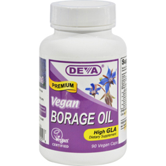 HGR0511469 - Deva Vegan VitaminsBorage Oil - 500 mg - 90 Vcaps