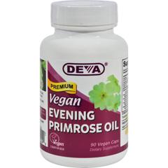 HGR0511485 - Deva Vegan Vitamins - Evening Primrose Oil - 90 Vcaps