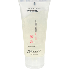 HGR0512939 - Giovanni Hair Care ProductsGiovanni L.A. Natural Styling Gel - 2 fl oz - Case of 12