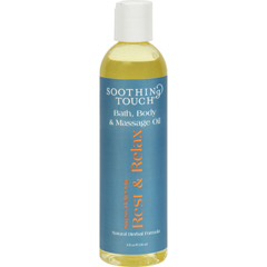 HGR0516161 - Soothing TouchBath and Body Oil - Rest/Relax - 8 oz