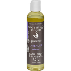 HGR0516914 - Soothing TouchBath and Body Oil - Lavender - 8 oz